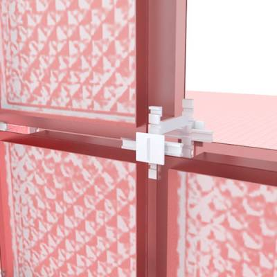 اسپیسر شیشه دو جداره